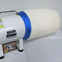 SA-200 集塵アタッチメント (Φ200 HB、HB-SC用) 大西電機工業 【送料無料】【激安】【破格値】【セール】