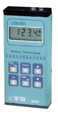 UDM-550V 超音波厚さ計  帝通電子研究所 【送料無料】【激安】【セール】