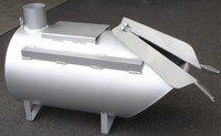 D-51L 廃材ストーブ 焼却炉みたいな薪ストーブ  鈴木工業 【送料無料】【激安】【セール】