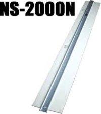 NS-2000N スパイク定規  2m 720-2000 ナカヤ 【激安】【送料無料】