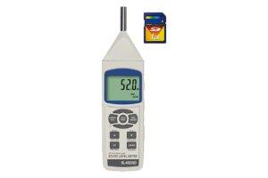 画像1: SL-4023SD SDカードデータロガデジタル騒音計 【送料無料】 【激安】【破格値】【特売セール】SDカードスロット搭載のデータロガ騒音計