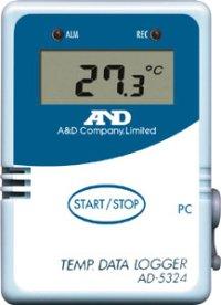 AD-5324SET 温度データー・ロガー a&d エー・アンド・デイ 【送料無料】【激安】【セール】