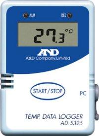 AD-5325SET 温度データー・ロガー a&d エー・アンド・デイ 【送料無料】【激安】【セール】