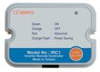IRC-1 リモートコントローラ:IRCシリーズ TS/TNシリーズ用 電菱