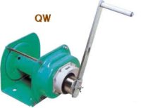 QW-75 ウインチ  富士製作所