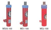 MS1-200T RIKEN 油圧シリンダ  理研機器(リケン)    【送料無料】【激安】【セール】