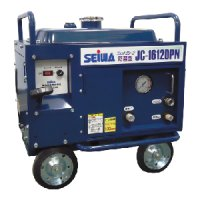 121571  JC-1612DPN ジェットクリーン 防音型  標準セット 精和産業(SEIWA)