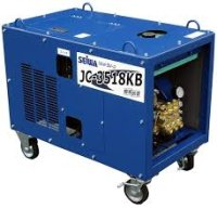 123002  JC-3518KB ジェットクリーン 防音構造型  標準セット 精和産業(SEIWA)