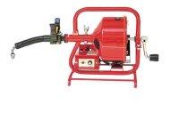 FX3-10-9 ヤスダ 排水管掃除機FX3型電動 FX3109 ヤスダトーラー    【送料無料】【激安】【セール】