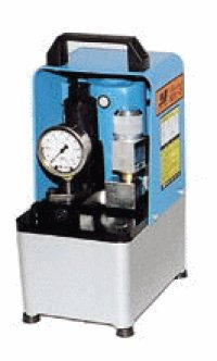 NEX-2DGS アイザー油圧ポンプ(複動手動弁形) 大阪ジャッキ製作所 【送料無料】【激安】 【破格値】