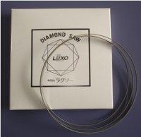 0.3x3-1215mm-r120 V-19用専用鋸刃(ダイヤモンドソー) 0.3x3 1215mm 粒度120 ラクソー