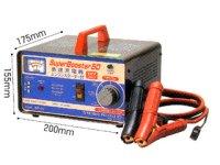 NB-60 急速充電器 日動工業 【送料無料】 【激安】 【破格値】【特売セール】セルスターター機能付き 50A-200A 12V専用