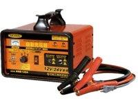 ANB-1224 全自動バッテリーチャージャー 日動工業 【送料無料】 【激安】 【破格値】【特売セール】車両のバッテリー上がりに最適 12V・24V兼用