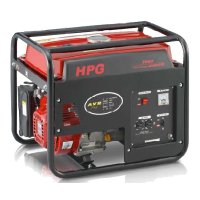 HPG2500-5 発電機 50Hz ワキタ 【送料無料】 【激安】【破格値】【セール】