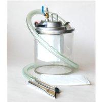APPQO550 エアバキュームクリーナー(一般油・粉塵用)  アクアシステム 【送料無料】【激安】【破格値】【セール】
