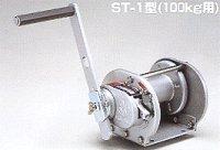 ST-10-SIC ST-SIC型 回転式(防塵・防滴式)メタリック塗装  マックスプル 【送料無料】【激安】【セール】