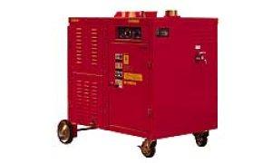 画像1: AHC-5HE 温水洗浄機 エンジンタイプ  有光工業 【送料無料】【激安】【セール】