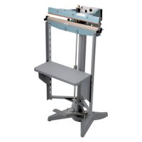 FR-450-2 アングル固定テーブル装備足踏み式シーラー   富士インパルス 【送料無料】【激安】【セール】