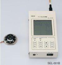 SEL-012B 2軸デジタル水準器  坂本電機製作所 【送料無料】【激安】【セール】