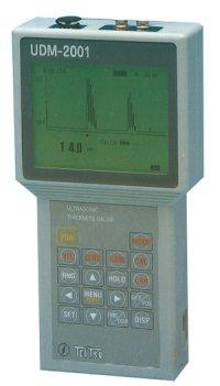 UDM-2001 データロガ内蔵超音波厚計  帝通電子研究所 【送料無料】【激安】【セール】