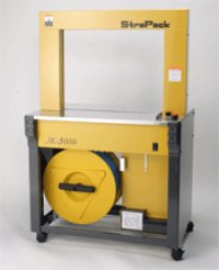 JK-5000 自動梱包機(エコノミー型) ストラパック JK-5後継機 【送料無料】 【激安】【大人気】【セール】