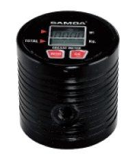 SG1100 グリース用デジタル流量計 SG1100  ザーレン・コーポレーション(ZAHREN) 【送料無料】【激安】【セール】