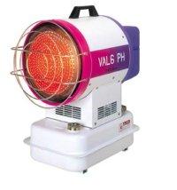 VAL6PH 赤外線ヒーター VAL6 PH  静岡製機 【送料無料】【激安】【セール】