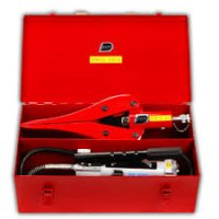 DWG-10A スプレッダーセット (油圧ポンプ・ホース3M・専用収納ケース付) DAIKI 株式会社ダイキ   【送料無料】【激安】【セール】