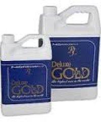 DG-05 高濃度床用樹脂ワックス デラックスゴールド(5L)  アールジェイ(RJ) 4991254104506
