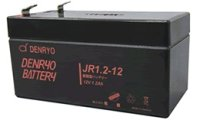 JR1.2-12  DENRYOBATTERY レギュラータイプ JRシリーズ 4571196980446  電菱(DENRYO)