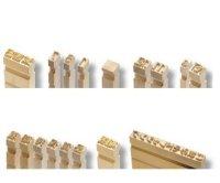 54011 真鍮活字セット FAP2 電動プリンター用  富士インパルス