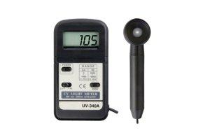 画像1: UV-340A デジタル紫外線強度計  マザーツール 【送料無料】 【激安】【破格値】【キャンペーン特価】UVA/UVBの測定可能
