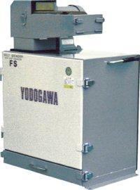 FS-10N_60HZ 集塵ベルトG 研磨機(低速型)60Hz YODOGAWA 淀川電機製作所   【送料無料】【激安】【セール】