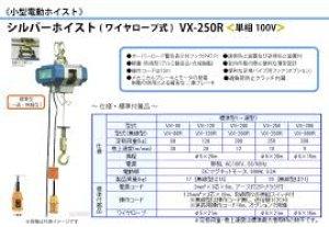 画像1: VX-250R シルバーホイスト  富士製作所