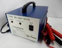 BC-5A2-12VTN GSユアサ製 充電器 12V/5.0A GSユアサ