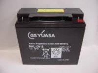PWL12V15 GSユアサ製 電池(超長寿命タイプ) 12V/15Ah GSユアサ