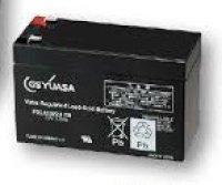 PXL12072JFR4.8 GSユアサ製 電池・充電器(長寿命タイプ) 12V/7.2Ah PXL12072J FR #4.8 GSユアサ