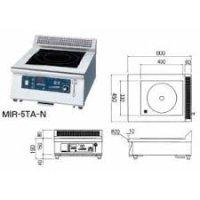 EIHK3101 IH調理器 MIR-3TA-N 11-0276-0601 ニチワ電気