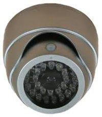 DC-007SL 人感センサー白色LED搭載ドーム型ダミーカメラ  マザーツール