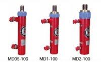 D10-150VC 油圧シリンダ  理研機器(リケン)