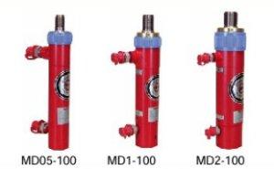 画像1: MD2-50S RIKEN 油圧シリンダ  理研機器(リケン)    【送料無料】【激安】【セール】
