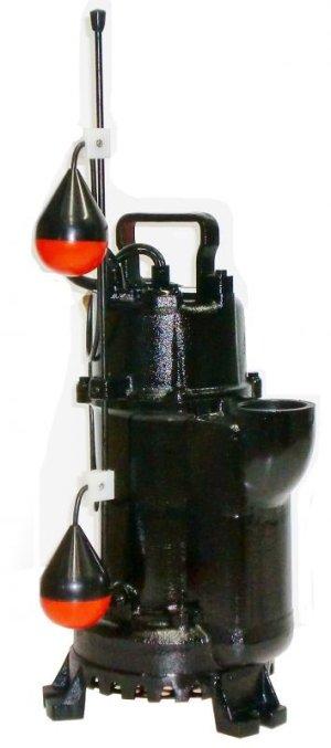 画像1: DOY-222KCW 自動交互排水水中汚水ポンプ 桜川ポンプ製作所