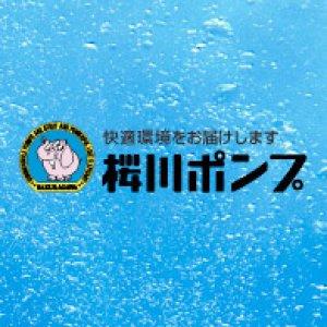 画像1: MP-255W 水中マグネットポンプ 桜川ポンプ製作所