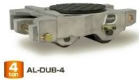 AL-DUB-4 スピードローラーAL型 アルミフレーム ボギー型 DAIKI 株式会社ダイキ   【送料無料】【激安】【セール】