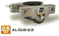 AL-DUS-2.5 スピードローラーAL型 アルミフレーム シングル型 DAIKI 株式会社ダイキ   【送料無料】【激安】【セール】