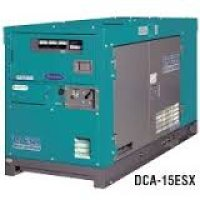 DCA-18ESX 小型ディーゼルエンジン エンジン発電機 デンヨー