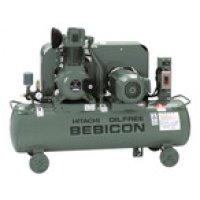 1903-1313/8 0.75OP-9.5GP5/6 コンプレッサー オイルフリーBC (中圧) ベビコン 日立産機システム