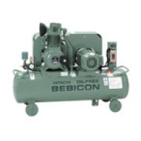 1903-7213/8 11OU-8.5GP5/6 コンプレッサー オイルフリーBC (中圧) ベビコン 日立産機システム