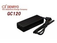 GC120A24 GC120A24 バッテリー充電器 GC120A2412 GC120A2424 GC120A2448  電菱(DENRYO)