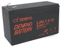 JRL7.2-12 DENRYO BATTERY 産業用鉛蓄電池 電菱(DENRYO)